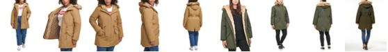 Levi's Plus Size Faux-Fur Trimmed Parka