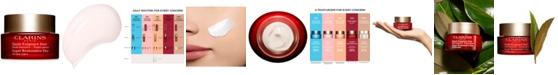 Clarins Super Restorative Day Cream - All Skin Types, 1.7 oz.