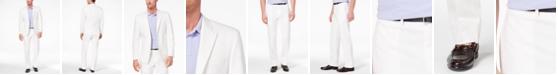 Lauren Ralph Lauren CLOSEOUT! Men's Slim-Fit Ultraflex White Solid Suit