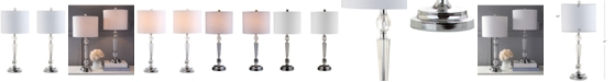 JONATHAN Y Set of 2 Victoria Table Lamps