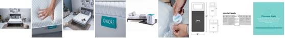 OkiOki OkiFlex Medium Firm Hybrid Mattress - Twin, Mattress in a Box