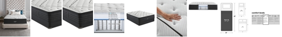 "Beautyrest L-Class 15.75"" Medium Firm Pillow Top Mattress Set - Twin XL"