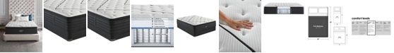 "Beautyrest L-Class 15.75"" Medium Firm Pillow Top Mattress Set - Full"