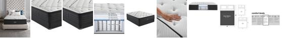 """Beautyrest L-Class 15.75"""" Medium Firm Pillow Top Mattress Set - Queen"""