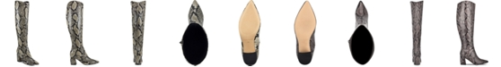 Marc Fisher Retie Knee-High Boots