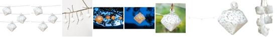 Allsop Home & Garden Aurora Glow Diamond Solar String Lights