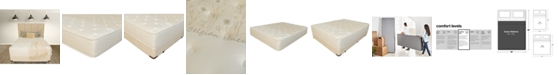 """Paramount Nature's Spa by Serenity 14"""" Cushion Firm Mattress Set- Queen Split"""