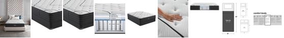 """Beautyrest L-Class 14.25"""" Medium Firm Mattress Set- Twin XL"""