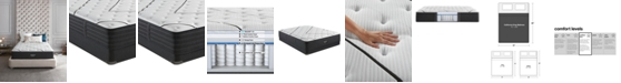 "Beautyrest L-Class 14.25"" Medium Firm Mattress Set- California King"