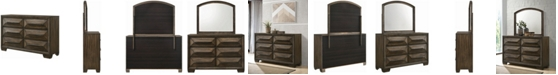 Macy's Coaster Home Furnishings Preston 6-Drawer Dresser