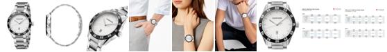 Calvin Klein Unisex Compete Stainless Steel Bracelet Watch 42mm