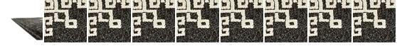 Bridgeport Home Anzu Anz3 Black Area Rug Collection