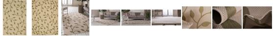 Bridgeport Home Pashio Pas4 Green Area Rug Collection