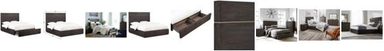Furniture Cambridge Storage Queen Platform Bed, Created for Macy's