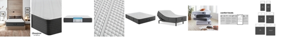 "Beautyrest  Hybrid BRX1000-C 13"" Plush Mattress Collection"
