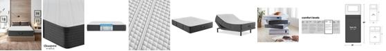 """Beautyrest Hybrid BRX1000-C 13"""" Plush Mattress - Twin XL"""
