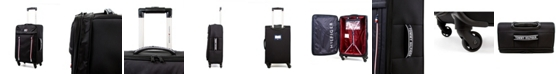 """Tommy Hilfiger Casual XL 21"""" Carry-On Spinner"""