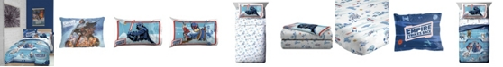 Star Wars 'Empire 40th Anniversary' 6pc Twin bed in a bag