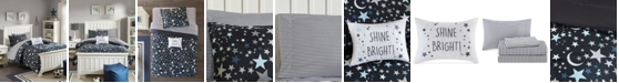 Mi Zone Starry Night 6-Pc. Twin Comforter Set