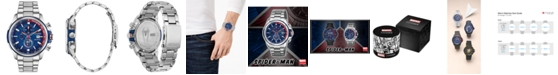 Citizen Eco-Drive Men's Spider-Man Chronograph Bracelet Watch 44mm