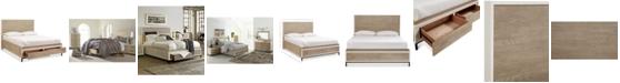Furniture Avery Storage King Platform Bed