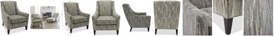 Furniture Merloni Fabric Club Chair