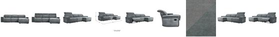 Furniture Aleron 3pc Sectional Sofa