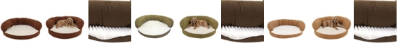 Carolina Pet Company Ortho Sleeper Bolster Bed Collection