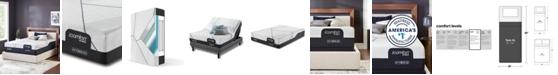 """Serta iComfort by CF 4000 14"""" Hybrid Plush Mattress - Twin XL"""