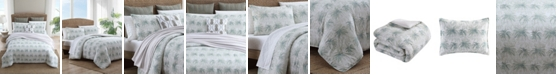 Tommy Bahama Distressed Palm King Comforter Set