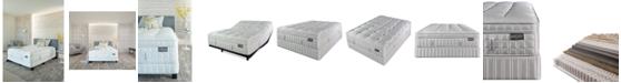 "King Koil Austen Collection Addington 15"" Plush Box Pillow Top Mattress Set- Twin"
