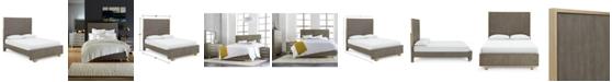 Furniture Petra Shagreen King Bed