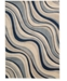 """Nourison CLOSEOUT! Somerset Wave 2' x 2'9"""" Area Rug"""