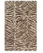 "Bashian Brothers Bashian Area Rug, Expedition HG241 Chocolate 2'6"" x 8' Runner Rug"