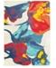 "JHB Design CLOSEOUT! Vibe Vivid Blossom 3'10"" x 5'5"" Area Rug"