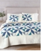Martha Stewart Collection Sawtooth Star Artisan Full/Queen Quilt, Created for Macy's