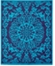 Bridgeport Home Politan Pol2 Turquoise Area Rug Collection