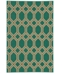 """Tommy Bahama Home CLOSEOUT!  Seaside Indoor/Outdoor 6660 3' 7"""" x 5' 6"""" Area Rug"""