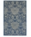 Kaleen A Breath of Fresh Air Navy Area Rug Collection