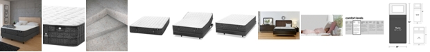 "Hotel Collection by Aireloom Coppertech 12"" Firm Mattress- Twin, Created for Macy's"