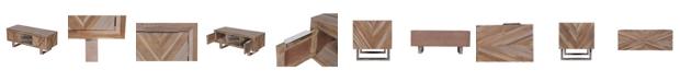 CDI Furniture Matrix Media Console