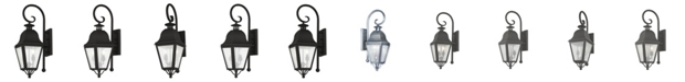 Livex CLOSEOUT!   Amwell 2-Light Outdoor Wall Lantern