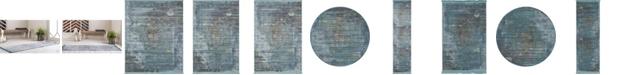 Bridgeport Home Kenna Ken5 Dark Gray Area Rug Collection