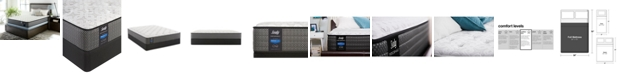 "Sealy Posturepedic Chase Pointe LTD II 11"" Cushion Firm Mattress Set- Full"