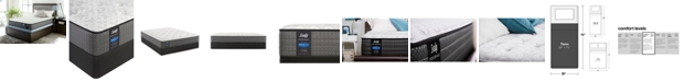 "Sealy Posturepedic Chase Pointe LTD II 11"" Cushion Firm Mattress Set- Twin"