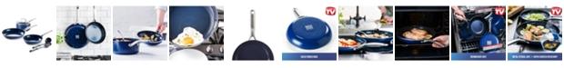 Blue Diamond Ceramic Nonstick 6-Pc. Cookware Set