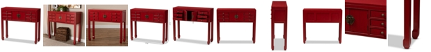 Furniture Anacan 6-Drawer Console