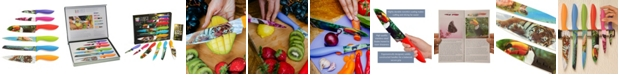 Chef's Vision Wildlife Series 6-Piece Knife Set