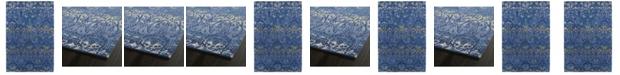 Kaleen Mercery Azure Area Rug Collection