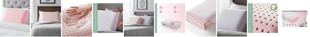 Dream Collection Vanilla Rose Aromatherapy Memory Foam Pillow, Queen